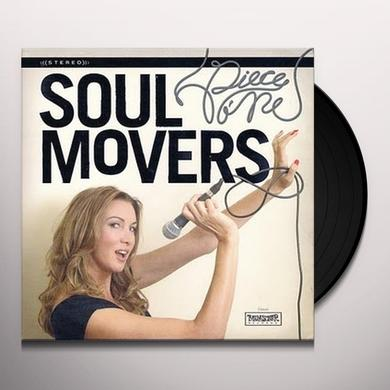 Soul Movers PIECE O ME Vinyl Record