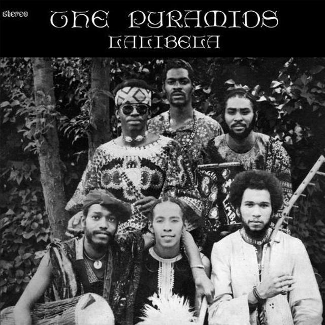 Pyramids LALIBELA Vinyl Record