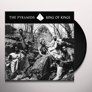 Pyramids KING OF KINGS Vinyl Record
