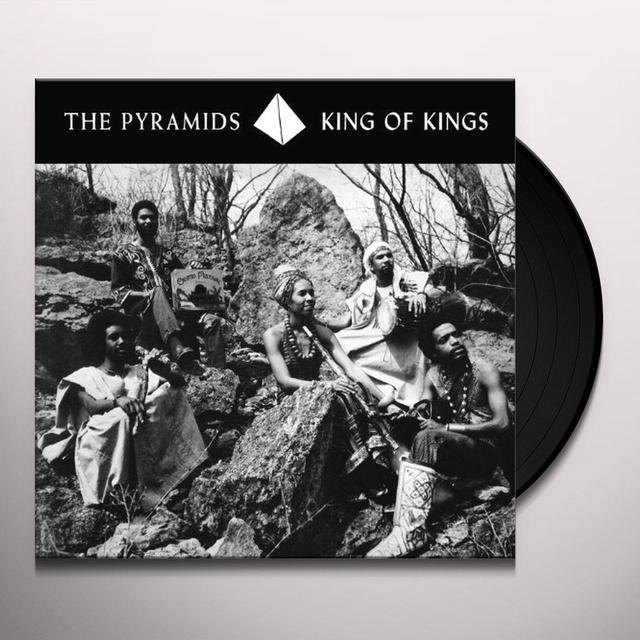 Pyramids KING OF KINGS Vinyl Record