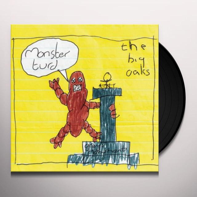 Big Oaks MONSTER TURD Vinyl Record