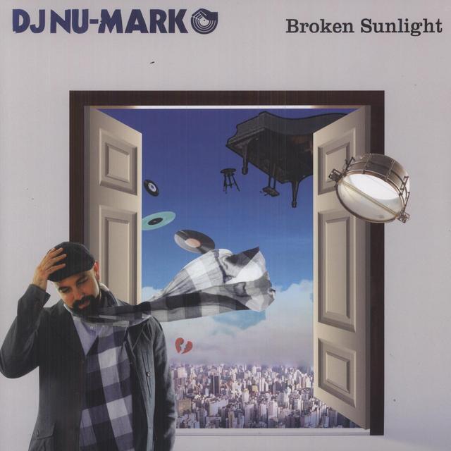 Dj Nu-Mark BROKEN SUNLIGHT Vinyl Record