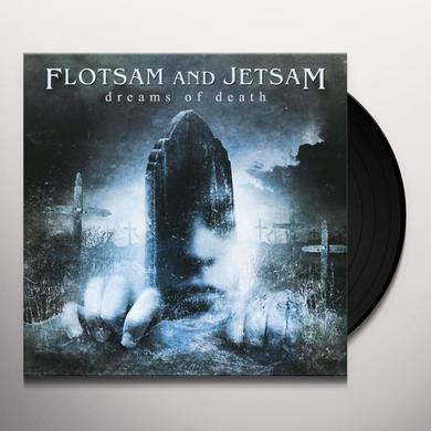 Flotsam & Jetsam DREAMS OF DEATH Vinyl Record