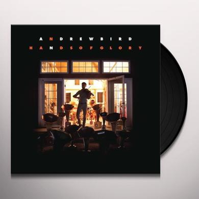Andrew Bird HANDS OF GLORY Vinyl Record