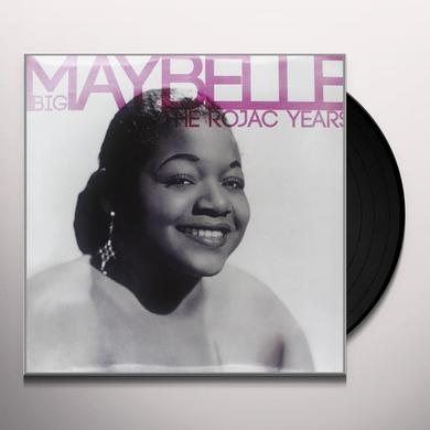 Big Maybelle BEST OF THE ROJAC YEARS Vinyl Record