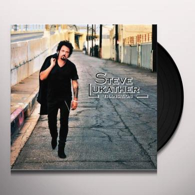 Steve Lukather TRANSITION Vinyl Record
