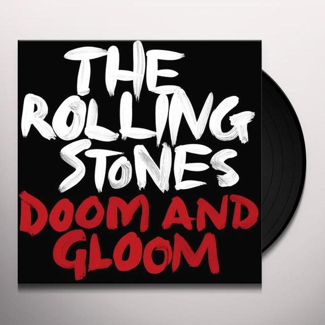 The Rolling Stones DOOM & GLOOM Vinyl Record