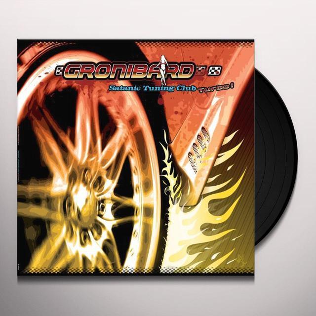 Gronibard SATANIC TUNING CLUB TURBO Vinyl Record