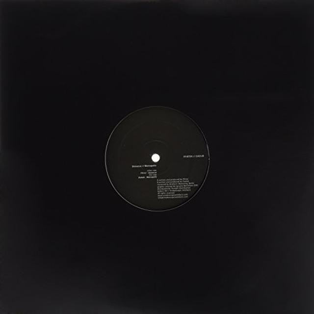 Pfirter / Dadub UNIVERSE/METROPOLIS Vinyl Record