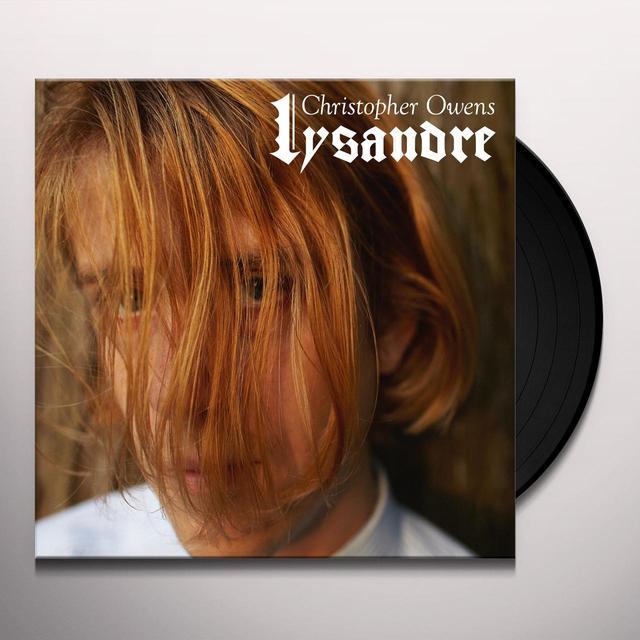 Christopher Owens LYSANDRE Vinyl Record