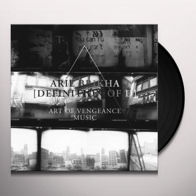 Aril Brikha DEFINITION OF D Vinyl Record