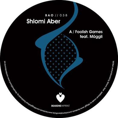 Shlomi Aber FOOLISH GAMES Vinyl Record