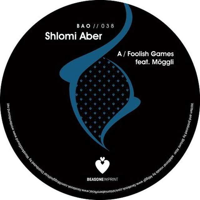 Shlomi Aber FOOLISH GAMES (EP) Vinyl Record