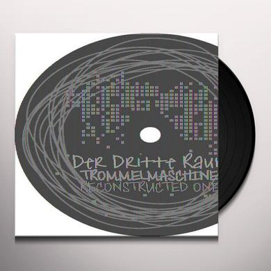 Der Dritte Raum TROMMELMASCHINE RECONSTRUCTED Vinyl Record