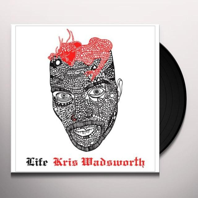 Kris Wadsworth LIFE Vinyl Record - Special Edition