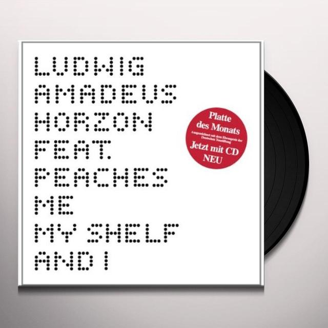 Ludwig Amadeus Horzon ME MY SHELF & I Vinyl Record - w/CD