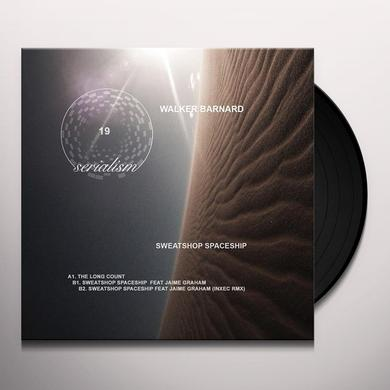 Walker Barnard SWEATSHOP SPACESHIP Vinyl Record