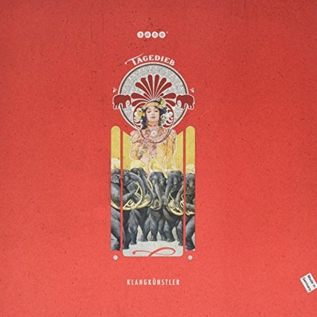 Klangkuenstler TAGEDIEB (EP) Vinyl Record