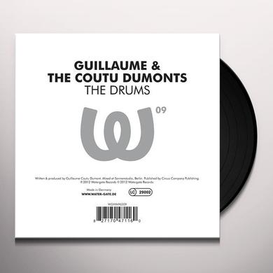 Guillaume & The Coutu Dumonts DRUMS Vinyl Record