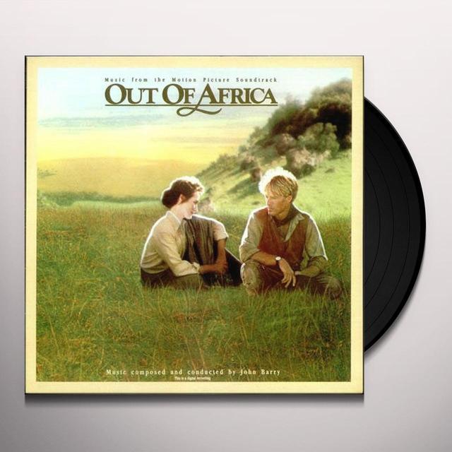 Out Of Africa / O.S.T. (Reis) (Ogv) OUT OF AFRICA / O.S.T. Vinyl Record - 180 Gram Pressing, Reissue