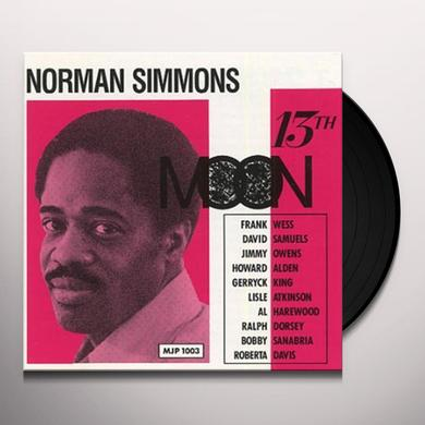 Norman Simmons 13TH MOON Vinyl Record