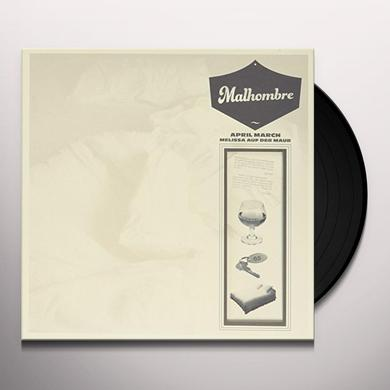 Malhombre MUSIQUE ROCK / FINI Vinyl Record