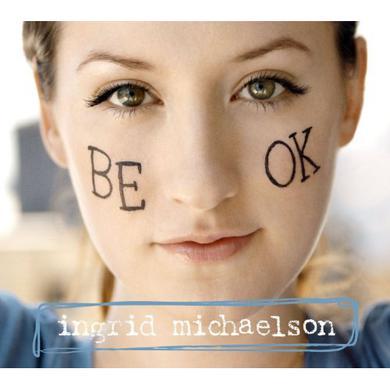 Ingrid Michaelson BE OK Vinyl Record