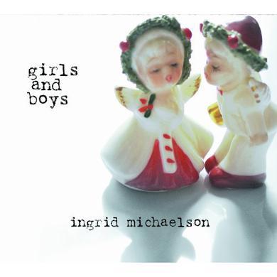 Ingrid Michaelson GIRLS & BOYS Vinyl Record