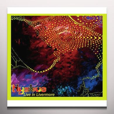 Nymbus LIVE IN LIVERMORE Vinyl Record - Clear Vinyl, Limited Edition,