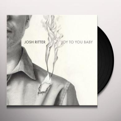 Josh Ritter JOY TO YOU BABY Vinyl Record