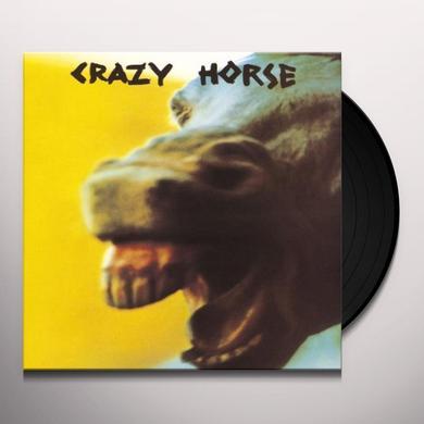 CRAZY HORSE Vinyl Record - 180 Gram Pressing