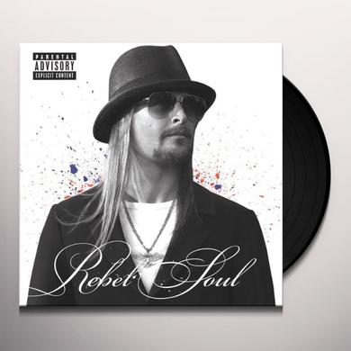 Kid Rock REBEL SOUL Vinyl Record