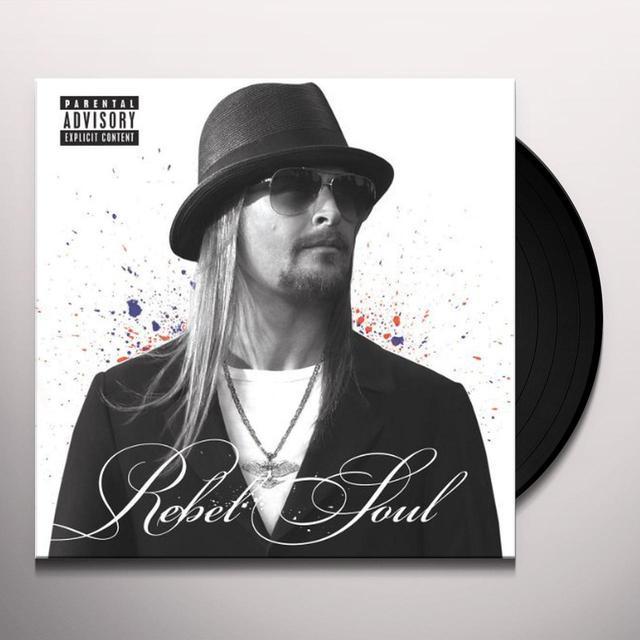 Kid Rock REBEL SOUL Vinyl Record