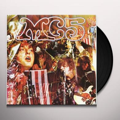 MC5 KICK OUT THE JAMS Vinyl Record