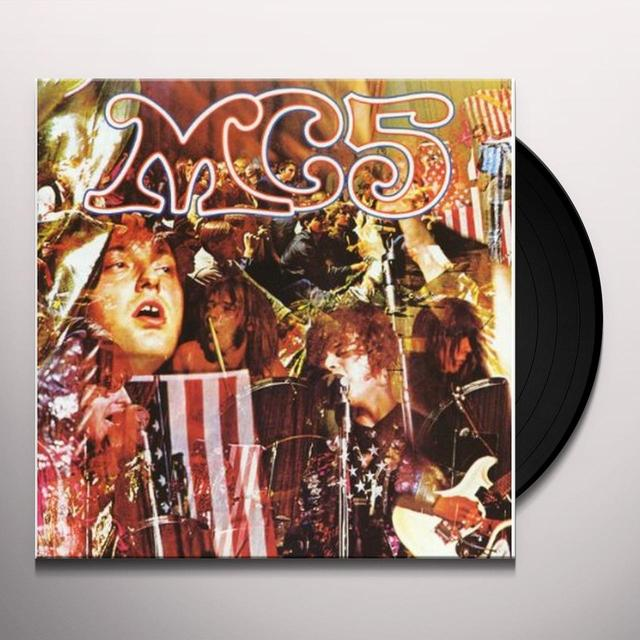 MC5 KICK OUT THE JAMS Vinyl Record - 180 Gram Pressing