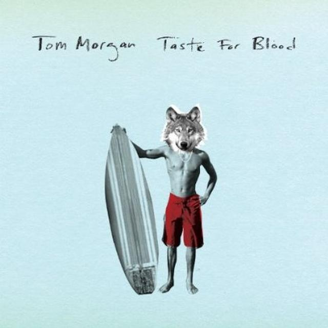 Tom Morgan TASTE FOR BLOOD Vinyl Record