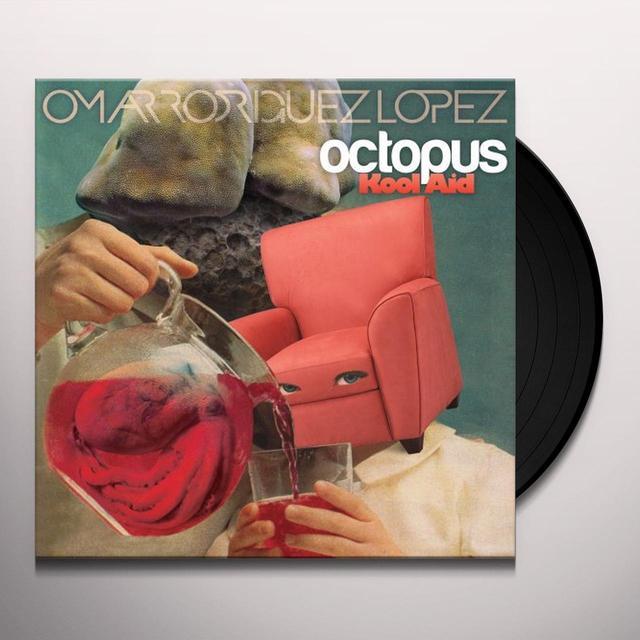 Omar Rodriguez Lopez OCTOPUS KOOL AID Vinyl Record