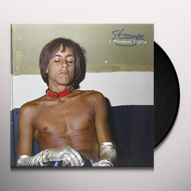 The Stooges LIVE IN 1970 Vinyl Record