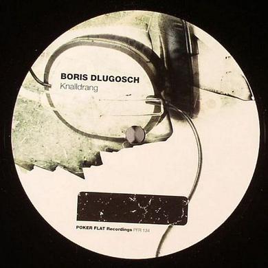 Boris Dlugosch KNALLDRANG Vinyl Record