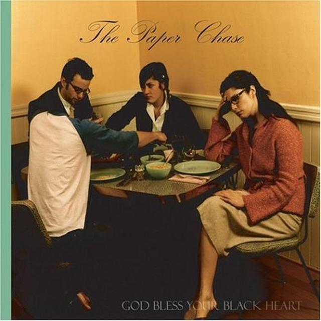 Paper Chase GOD BLESS YOUR BLACK HEART Vinyl Record
