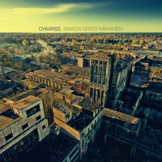 Oyaarss SMAIDA GREIZI NAKAMIBA Vinyl Record