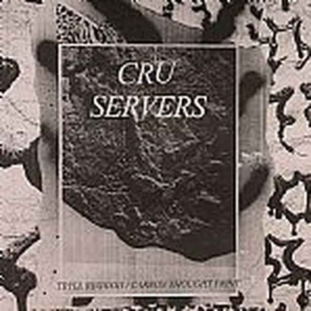 Cru Servers TRYLL REGGOH / CARBON THOUGHT PRINT Vinyl Record