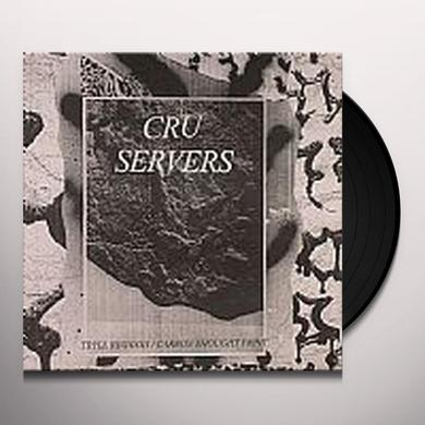 Cru Servers TRYLL REGGOH / CARBON THOUGHT PRINT Vinyl Record