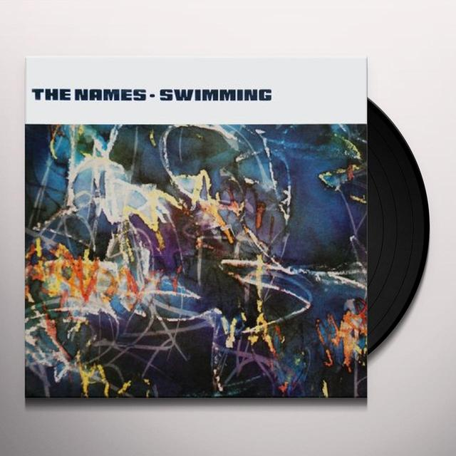 Names SWIMMING Vinyl Record