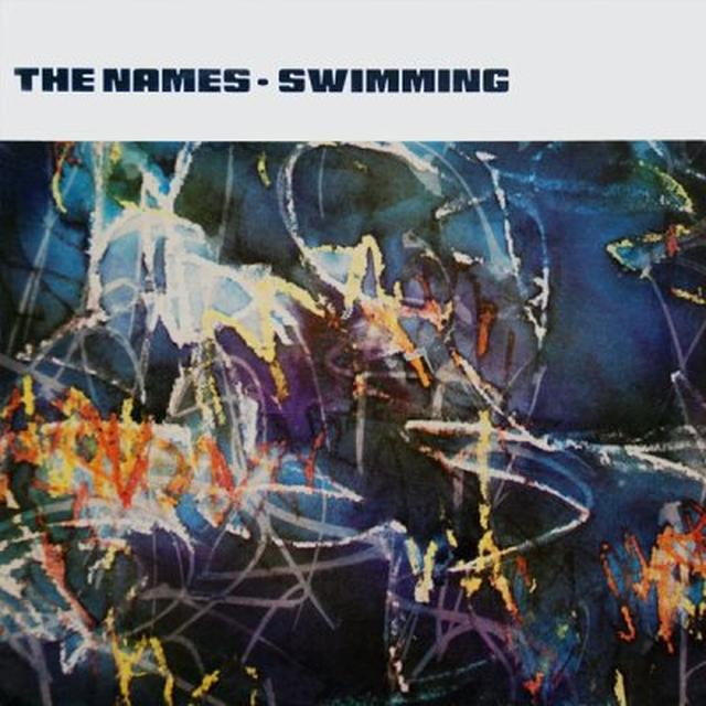 Names SWIMMING Vinyl Record