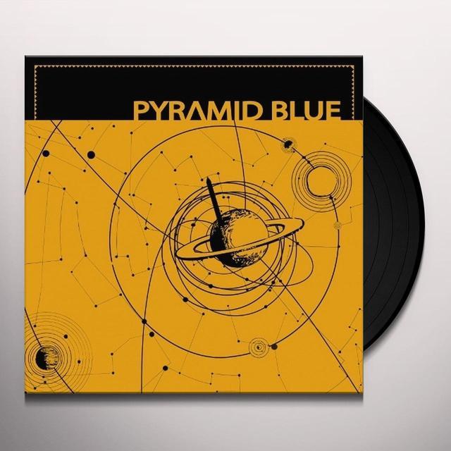 PYRAMID BLUE Vinyl Record