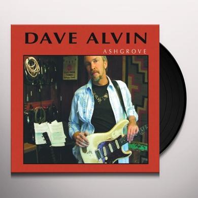 Dave Alvin ASHGROVE Vinyl Record