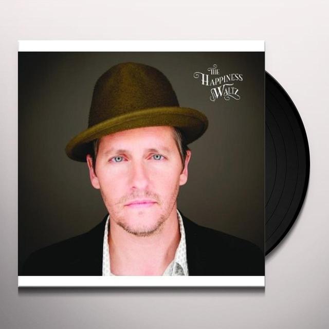 Josh Rouse HAPPINESS WALTZ Vinyl Record