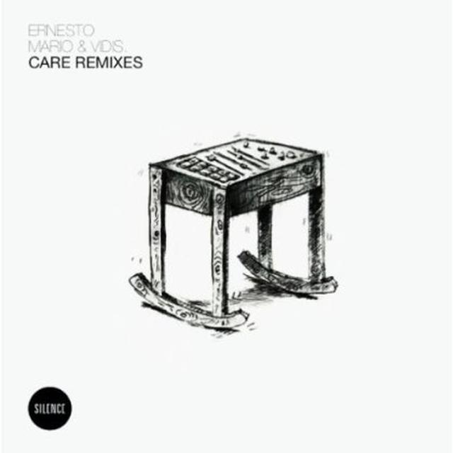 Ernesto / Mario & Vidis CARE REMIXES Vinyl Record