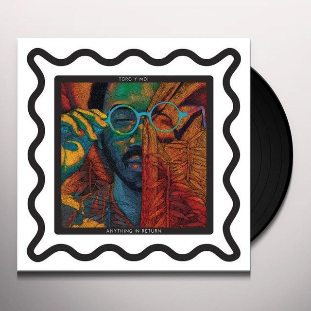 Toro Y Moi ANYTHING IN RETURN Vinyl Record